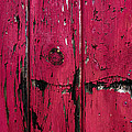 Weathered Red by David Stone
