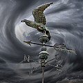 Weathervane by Steven  Michael