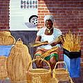 Weaving by Julia Rietz