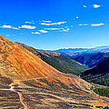 Webster Pass Colorado by OLena Art Lena Owens