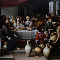 Wedding At Cana by Esteban Murillo