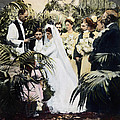 Wedding Party, 1900 by Granger