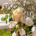 Wedding Posy by Rick Piper Photography