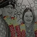 Wedding Sketch by Aanchal Jain