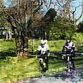Weekend Riders by Ericamaxine Price
