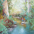 Weekends At The Creek by Jan Matson