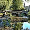 Weeping Willow Bridge by Robert Culver