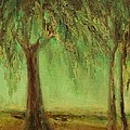 Weeping Willow by Mary Wolf