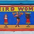 Weird Women by Rob Hans
