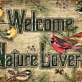 Welcome Nature Lovers by JQ Licensing