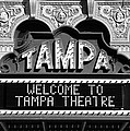 Welcome Tampa by David Lee Thompson