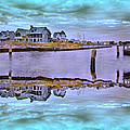 Welcome To Bald Head Island II by Betsy Knapp