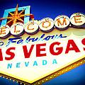 Welcome To Fabulous Las Vegas by Michelle Dallocchio