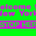 Welcome To New York by Ed Weidman