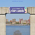 Welcome To Penn's Landing by Sonali Gangane