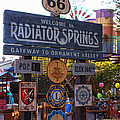 Welcome To Radiator Springs by Tommy Anderson