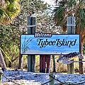Welcome To Tybee by Gordon Elwell