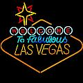 Welcome To Vegas by John Hix