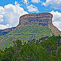 Welcoming Mesa To Mesa Verde National Park-colorado- by Ruth Hager