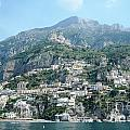 Welcoming Positano by Lisa Kilby