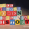 Well Behaved Women Rarely Make History by Art Whitton