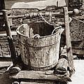 Well Bucket by   Joe Beasley