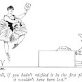 Well, If You Hadn't Misfiled It In The First by Charles Barsotti