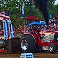 Well Spent Pulling Tractor by Tim McCullough