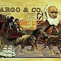 Spirit Of Wells Fargo Heritage by Michael Hagel