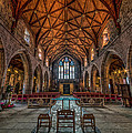Welsh Cathedral  by Adrian Evans