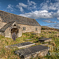 Welsh Church by Adrian Evans