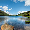 Welsh Lake by Adrian Evans