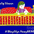 Welsh Snowman Bedtime  by Barbara Moignard