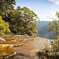 Wentworth Falls by Tim Hester