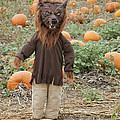 Werewolf In The Pumpkin Patch by Juli Scalzi