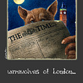 werewolves of London... by Will Bullas