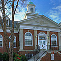 West Avenue Library by Jerry Gammon