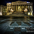 West Capitol Building by Sam Garvin