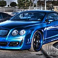 West Coast Bently Cgt by Tommy Anderson