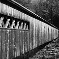 West Dummerston Covered Bridge by Luke Moore