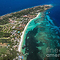West End Roatan Honduras by Peggy Hughes