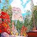 West Fork - Sedona by Steve Simon