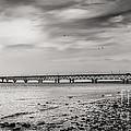 West Of Mackinac Bridge by Jonathan Virgie