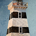 West Point Lighthouse 7 by WB Johnston