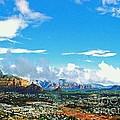 West Sedona by Gary Wonning