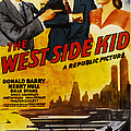 West Side Kid, Us Poster, From Left Don by Everett