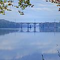 West Trenton Railroad Bridge by Bill Cannon