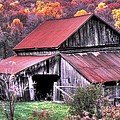 West Virginia Country Roads - Nearing The Threshold Of Yet Another Winter by Michael Mazaika
