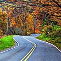 West Virginia Curves 2 by Steve Harrington