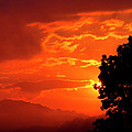 West Virginia Late Spring Sunrise by Thomas R Fletcher